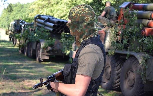 На Луганщине дезертир расстрелял двух бойцов – СМИ
