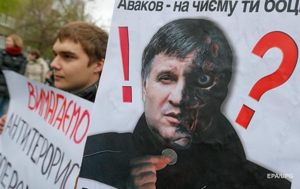 Удар по Авакову. Кто хочет сбить министра МВД