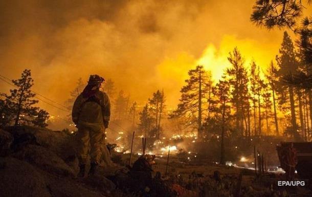 В Украине объявили чрезвычайную пожароопасность