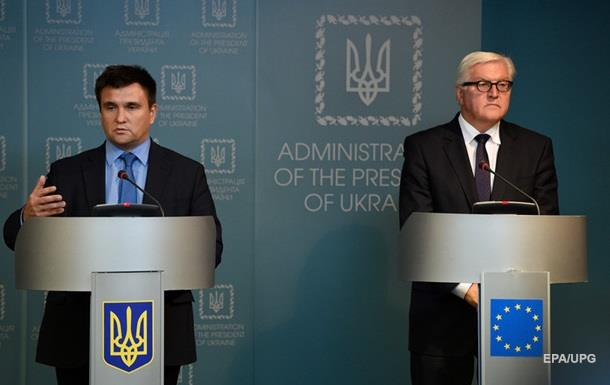 Войска РФ должны покинуть Украину - Климкин