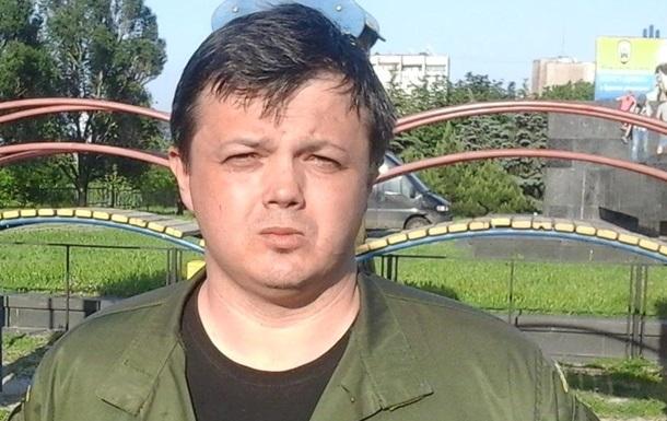 Семенченко оспорил в суде лишение воинского звания