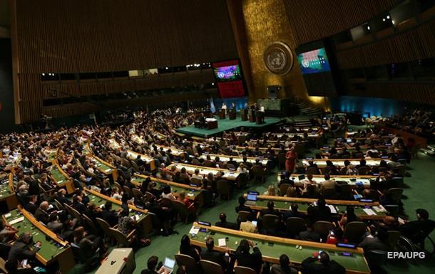 Порошенко выступит на Генассамблее ООН