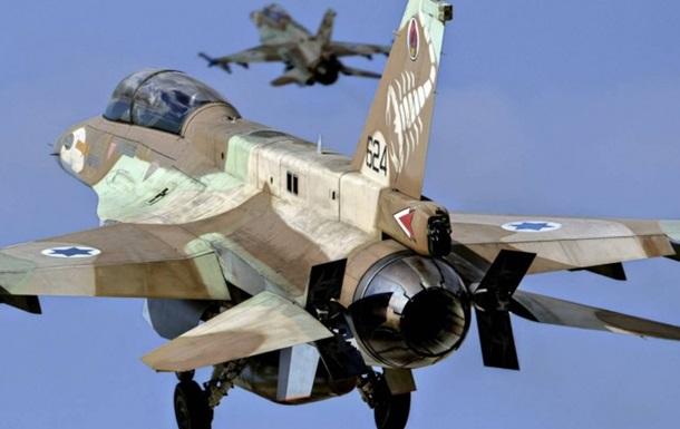 Израиль нанес удар по ХАМАС в ответ на ракетный обстрел