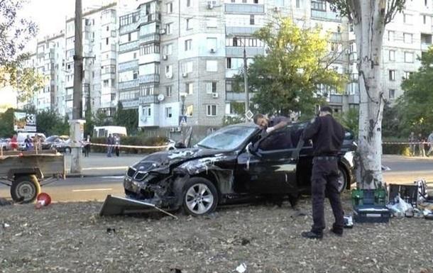 ДТП в Николаеве с коммунальщиками: водитель был пьян