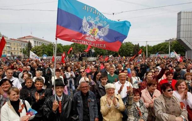 Австрия отреагировала на  представительство  ЛНР