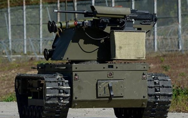 Неуправляемый боевой робот ВС России едва не убил журналиста