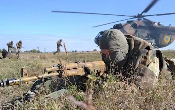 Затишье на Донбассе: 14 обстрелов за сутки