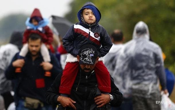 Вышеградская группа отклонила квоты по беженцам