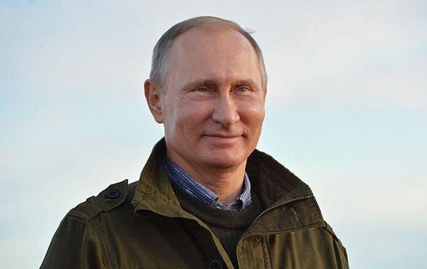 Путин: Москва желает видеть вКиеве надёжного истабильного партнёра