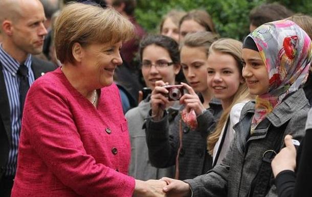 Число жителей Германии иностранного происхождения достигло рекорда