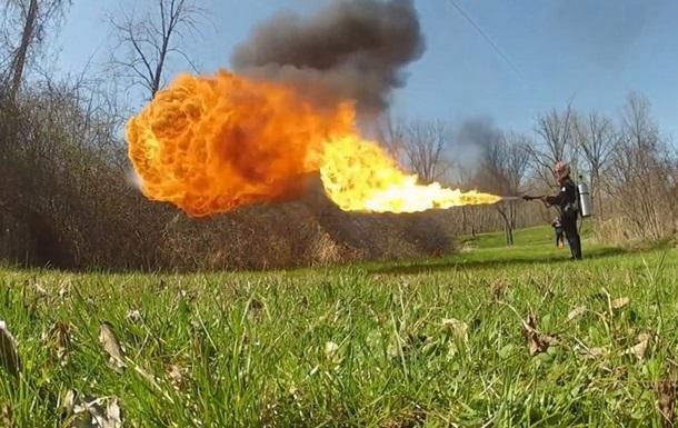 В Авдеевке погибли два человека, пытаясь разобрать огнемет