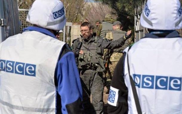 Плотницкий и Захарченко против полицейской миссии ОБСЕ на Донбассе.