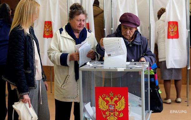 В Сеть выкладывают видео нарушений на выборах в РФ