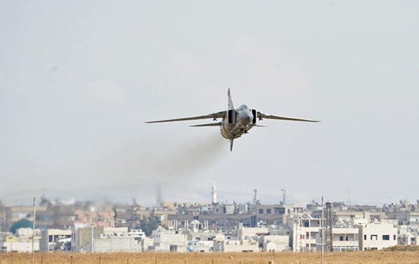 В Сирии боевики ИГ сбили самолет МиГ