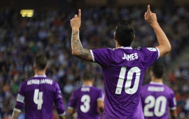 """Хамес Родригес: «Хочу закончить карьеру в""""Реале""""»."""