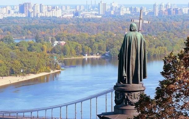 Украинцы считают князя Владимира выдающимся госдеятелем Украины