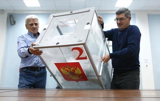 Франция не признает крымские выборы в Думу
