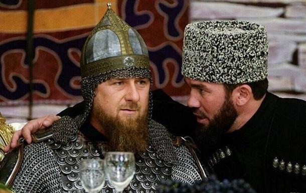 Набравший 97% голосов Кадыров удивил доспехами