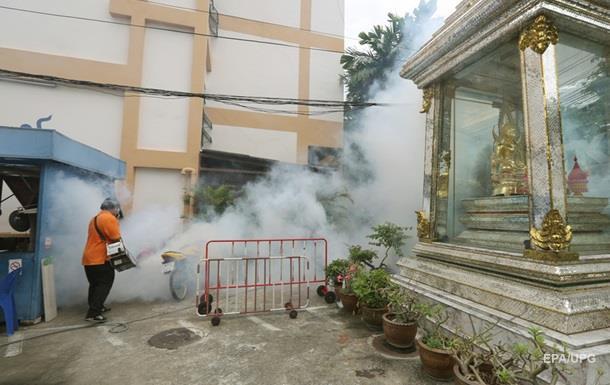 Украинцев предупреждают о вирусе Зика в Малайзии