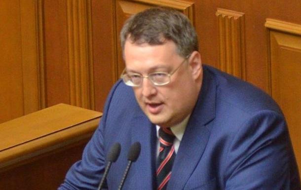 Убийство Жилина могло быть операцией прикрытия – Геращенко