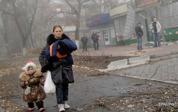 Россия заявила о миллионе беженцев из Украины