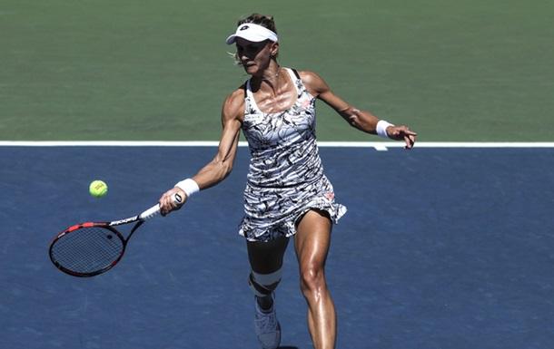 Украинская теннисистка удачно стартовала в Китае