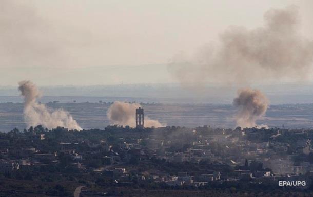 Россия и Асад возобновили атаки после перемирия