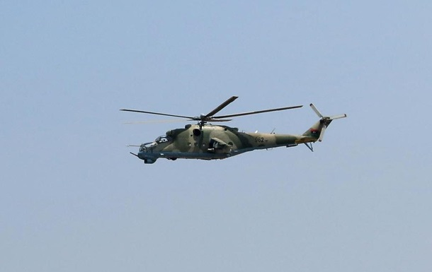 В Ливии упал военный вертолет, погиб высокопоставленный офицер