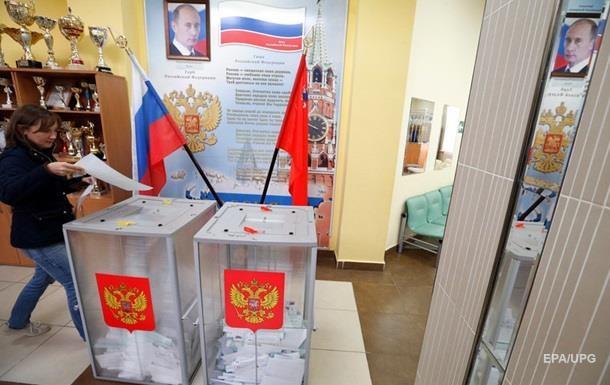 Британия и Польша не признали выборы в Крыму