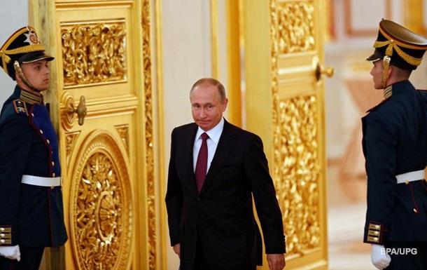 WP: Политика Путина приведет к краху его системы