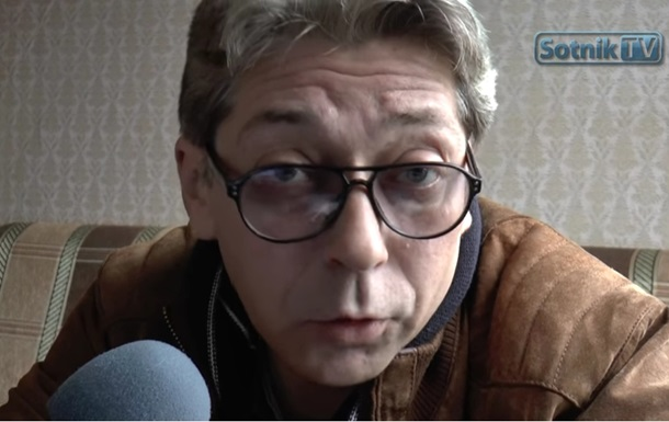 Репортер Сотник покинул РФ из-за угроз