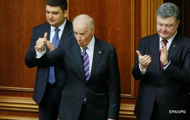 США предоставят Украине млрд. долларов кредитных гарантий