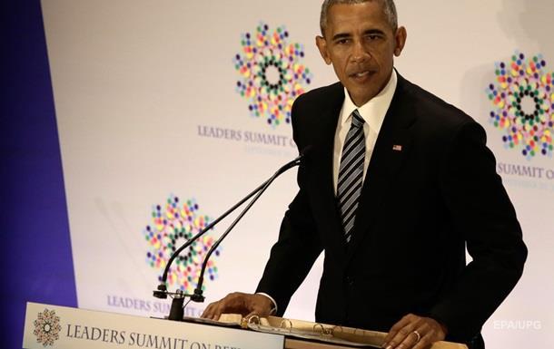 Происходящее в Сирии недопустимо - Обама