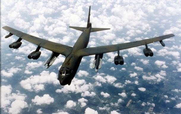 США направят два самолета для устрашения КНДР