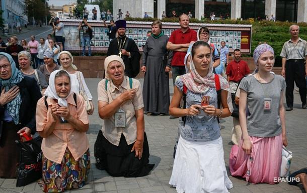 В УПЦ МП назвали области, где больше всего нарушают права верующих