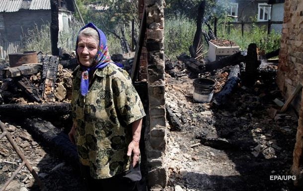 Геращенко назвала  мертвыми душами  пенсионеров на Донбассе