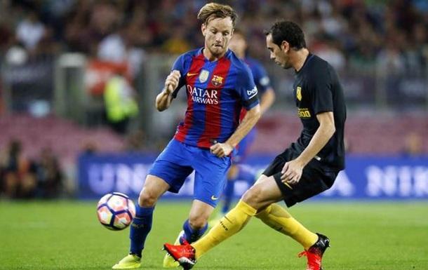 Примера. Барселона играет вничью с Атлетико
