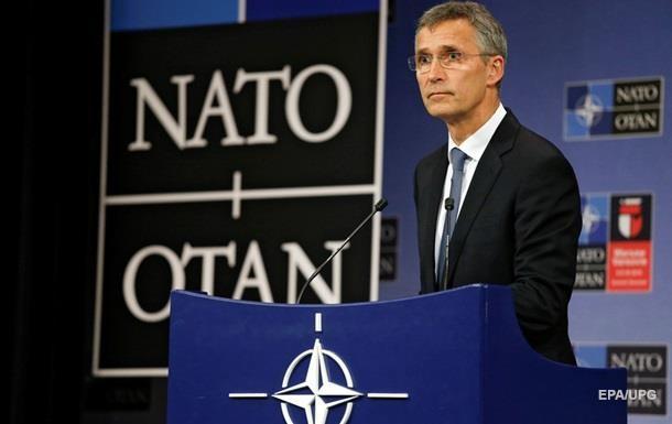 НАТО поддерживает санкции против России