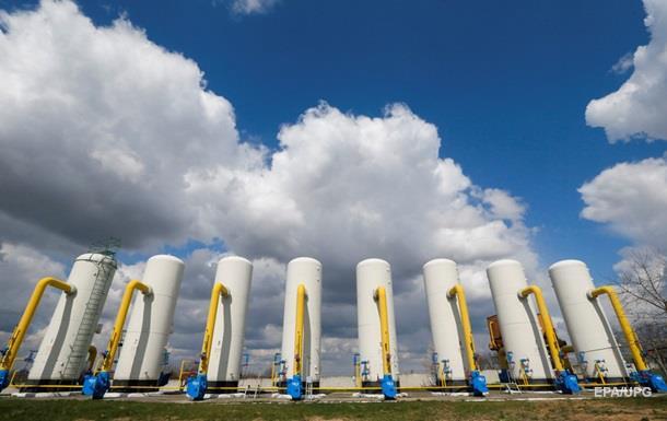 Киев получит от Запада полмиллиарда на газ