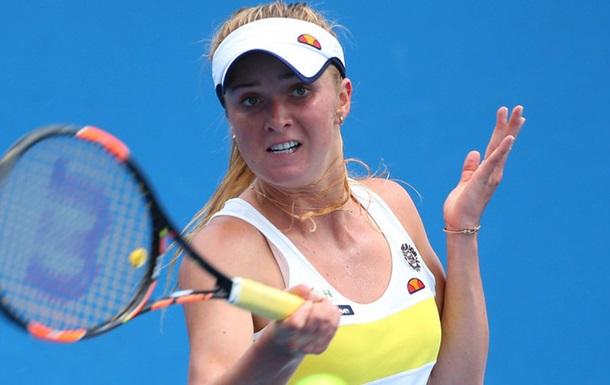 Токио (WTA). Свитолина проходит в четвертьфинал