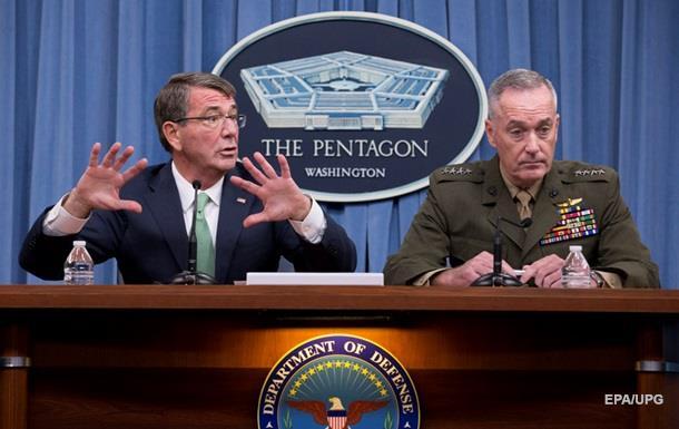 Вопрос опредоставлении Украине смертельного оружия рассматривается— руководитель Пентагона