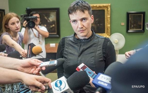 Савченко: Конфликт на Донбассе решит компромисс