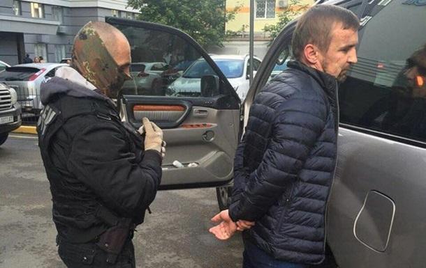 СБУ поймала на взятке директора госпредприятия Коневодство Украины