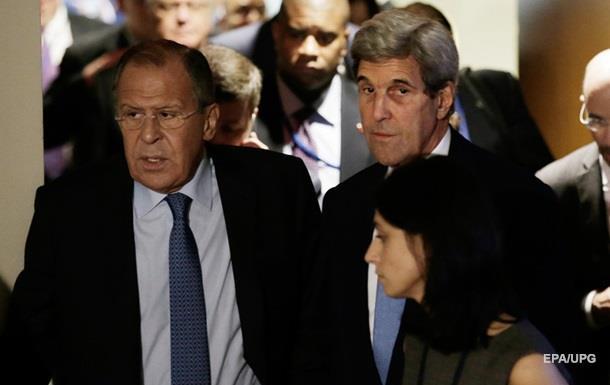 США и РФ не смогли договориться по Сирии