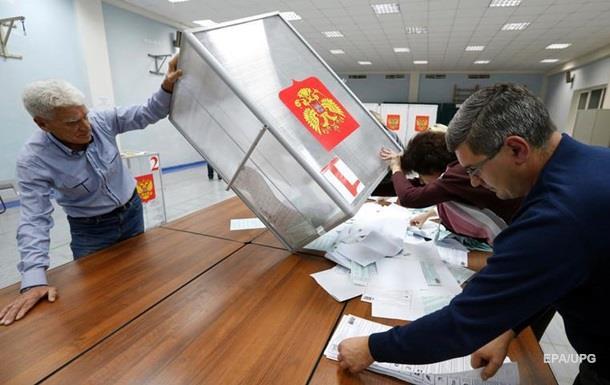 Турция не признала крымские выборы в Думу
