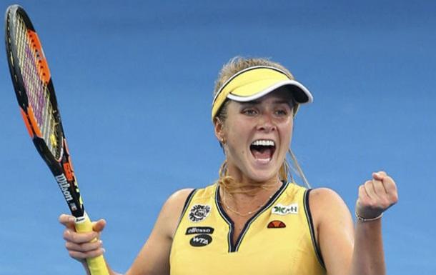 Токио (WTA). Свитолина обыгрывает Мугурусу и выходит в полуфинал