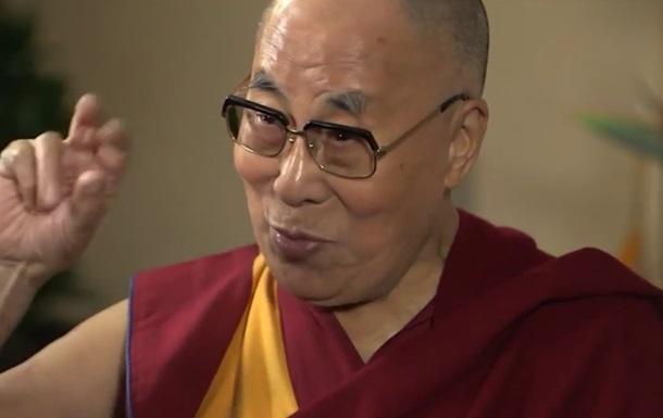 Далай-лама высмеял маленький рот Трампа