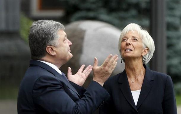 О шоу с кредитом МВФ, пошагово