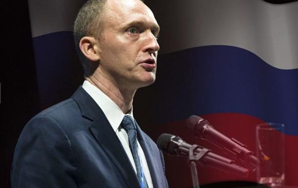 Советник Трампа якобы обсуждал отмену санкций с депутатами из Российской Федерации