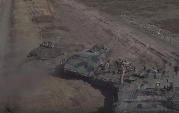НАТО показало новые силы быстрого реагирования